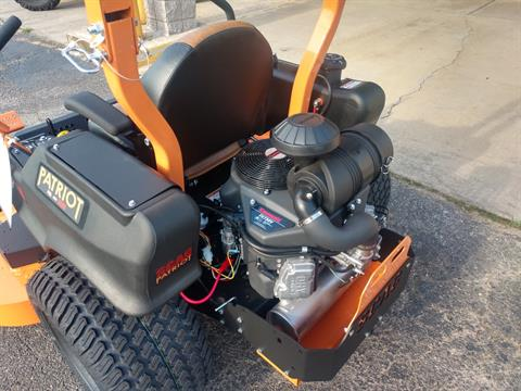 2019 SCAG Power Equipment Patriot Z 61 in. Kawasaki FX730 23 hp in Lancaster, South Carolina - Photo 4