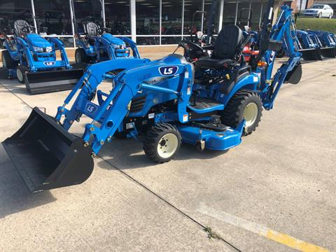 2018 LS Tractor MT125 in Lancaster, South Carolina