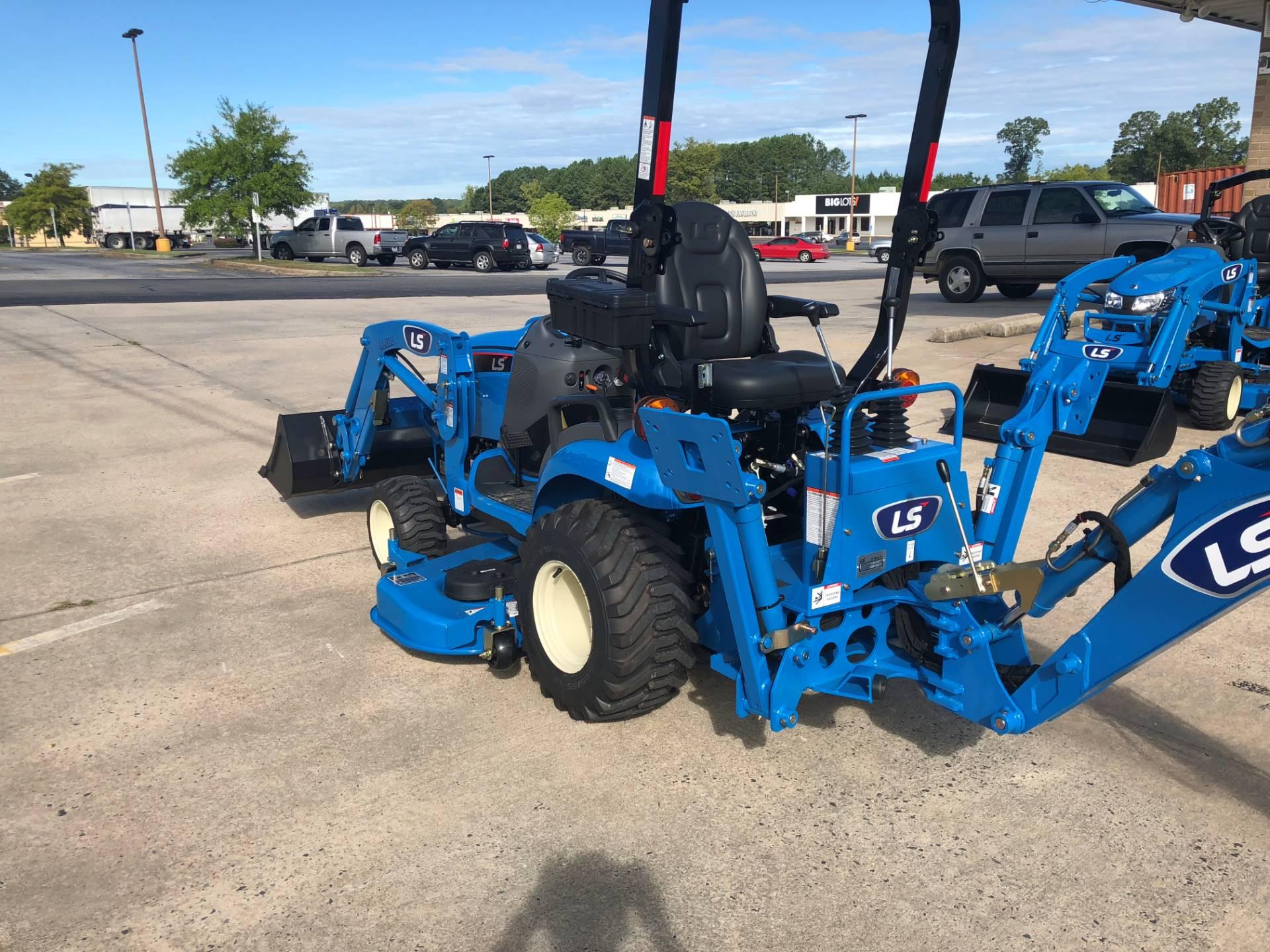 2018 LS Tractor MT125 Auto Parts / Accessories - Lancaster