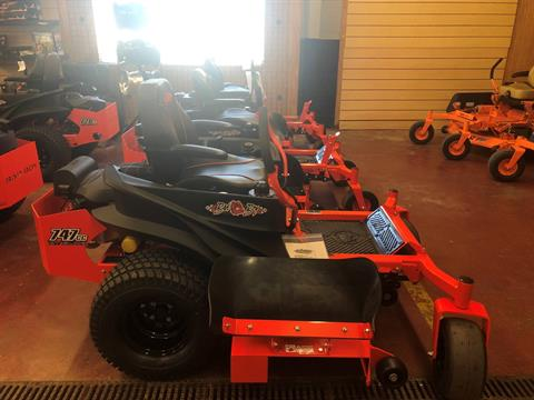 2018 Bad Boy Mowers 5400 Kawasaki ZT Elite in Lancaster, South Carolina