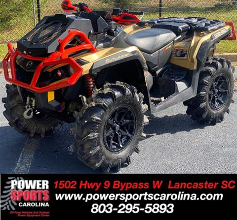 2019 Can-Am Outlander X mr 1000R in Lancaster, South Carolina