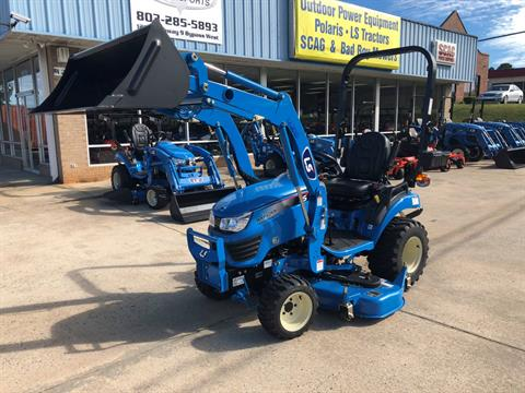 2018 LS Tractor MT122 in Lancaster, South Carolina