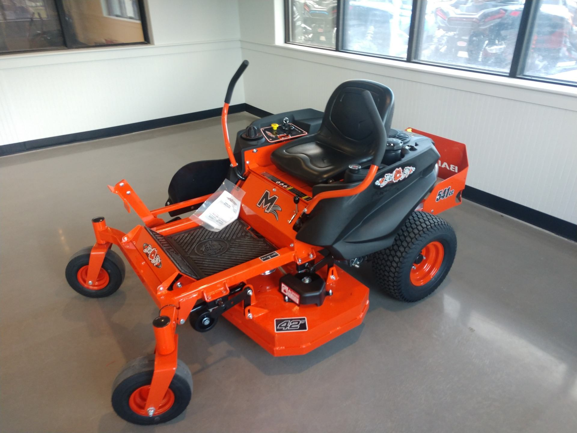2019 Bad Boy Mowers MZ 42 in  Kohler 541 cc in Lancaster, South Carolina