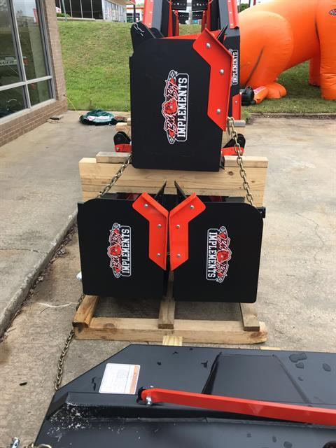 "2019 Bad Boy Mowers Bad Boy 60"" Box Blade in Lancaster, South Carolina - Photo 2"