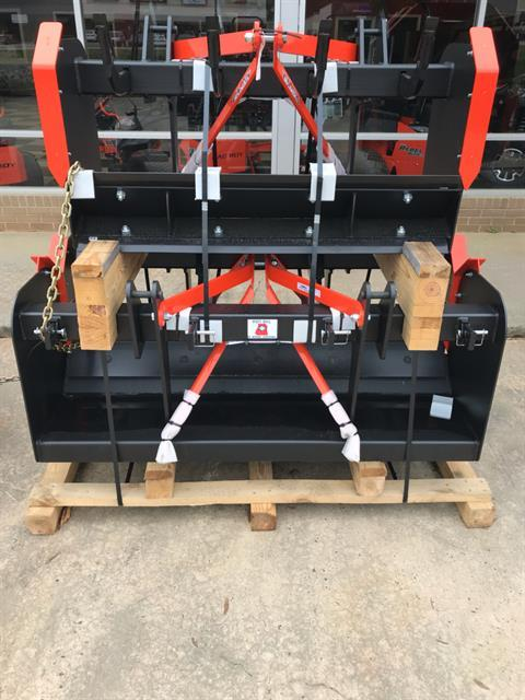 "2019 Bad Boy Mowers Bad Boy 60"" Box Blade in Lancaster, South Carolina"