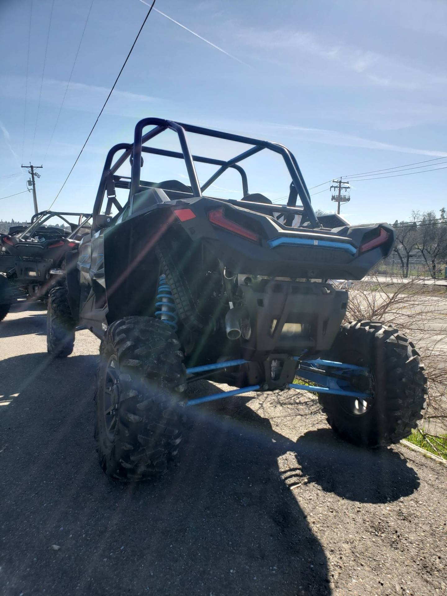 2019 Polaris RZR XP 4 Turbo in Auburn, California