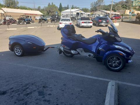 2012 Can-Am Spyder® RT Audio & Convenience SE5 in Auburn, California