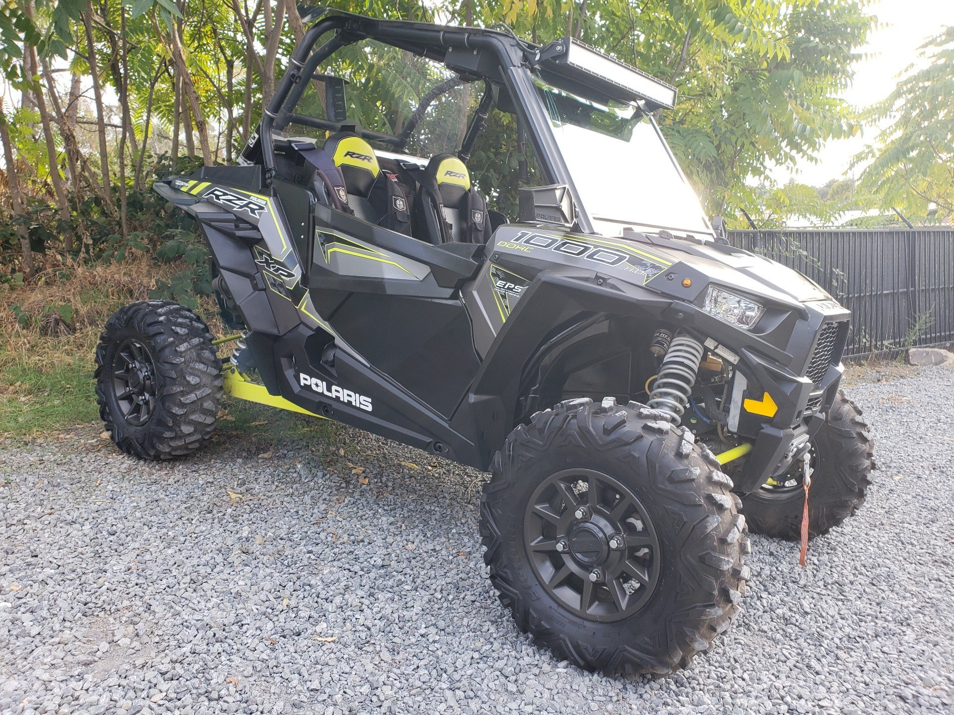2016 Polaris RZR XP 1000 EPS in Auburn, California - Photo 3
