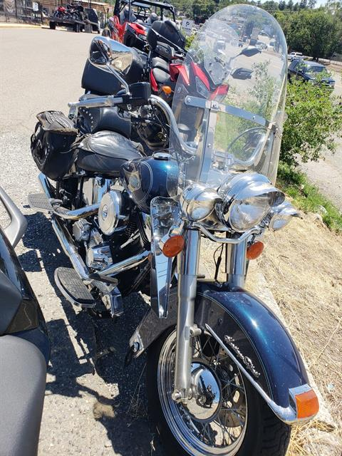 1998 Harley-Davidson Heritage Softail Classic in Auburn, California - Photo 4
