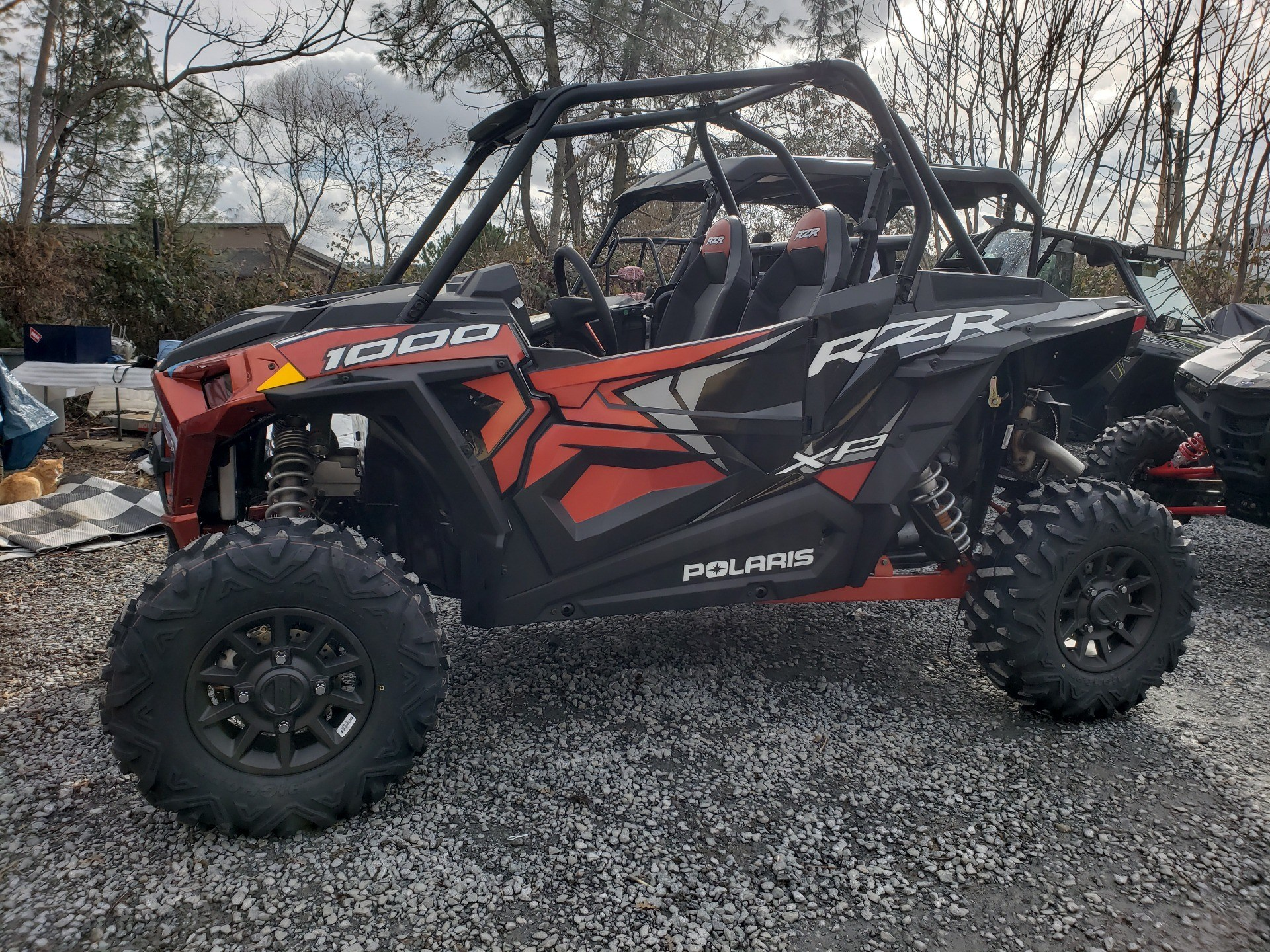 2020 Polaris RZR XP 1000 Premium in Auburn, California - Photo 1