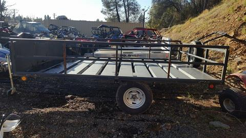 2005 Echo Trailers Echo ATV Trailer in Auburn, California