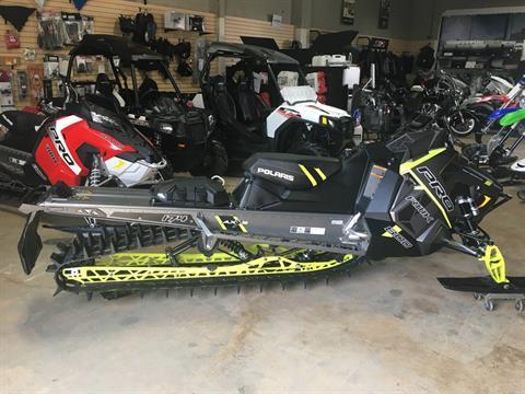 2017 Polaris 800 PRO-RMK 174 LE in Auburn, California