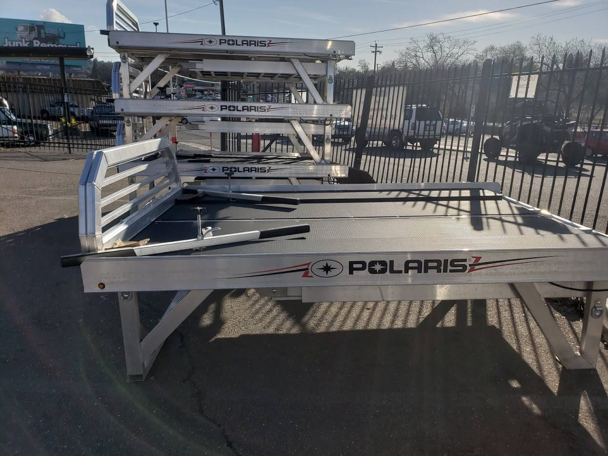 2018 Polaris Trailers 8' Polaris Sport Deck in Auburn, California - Photo 2