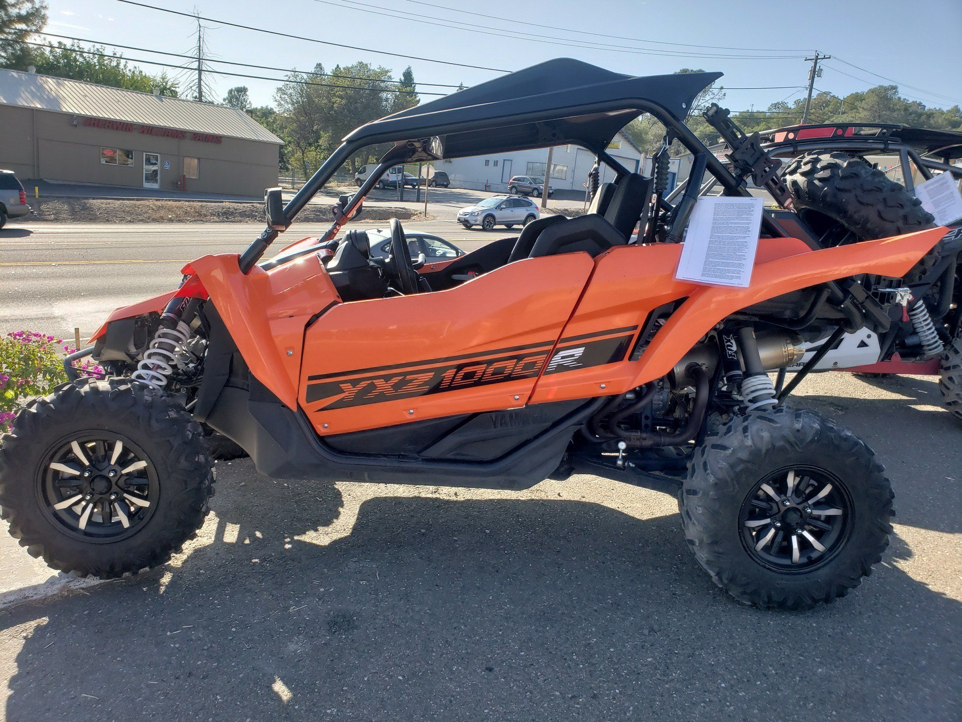 2016 Yamaha YXZ1000R in Auburn, California - Photo 1