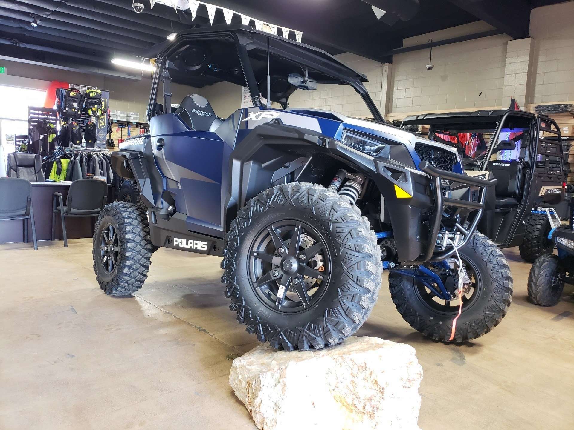 2020 Polaris General XP 1000 Deluxe Ride Command Package in Auburn, California - Photo 1