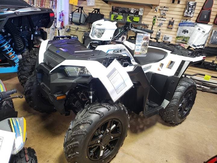 2019 Polaris Sportsman 850 SP in Auburn, California - Photo 1