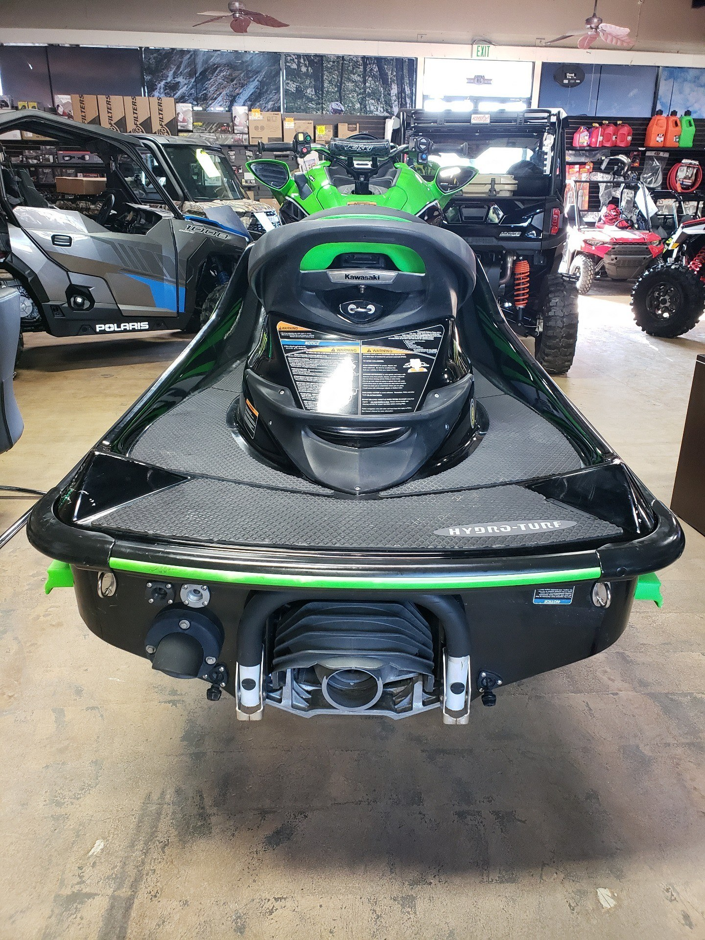 2017 Kawasaki Jet Ski Ultra 310R in Auburn, California - Photo 5