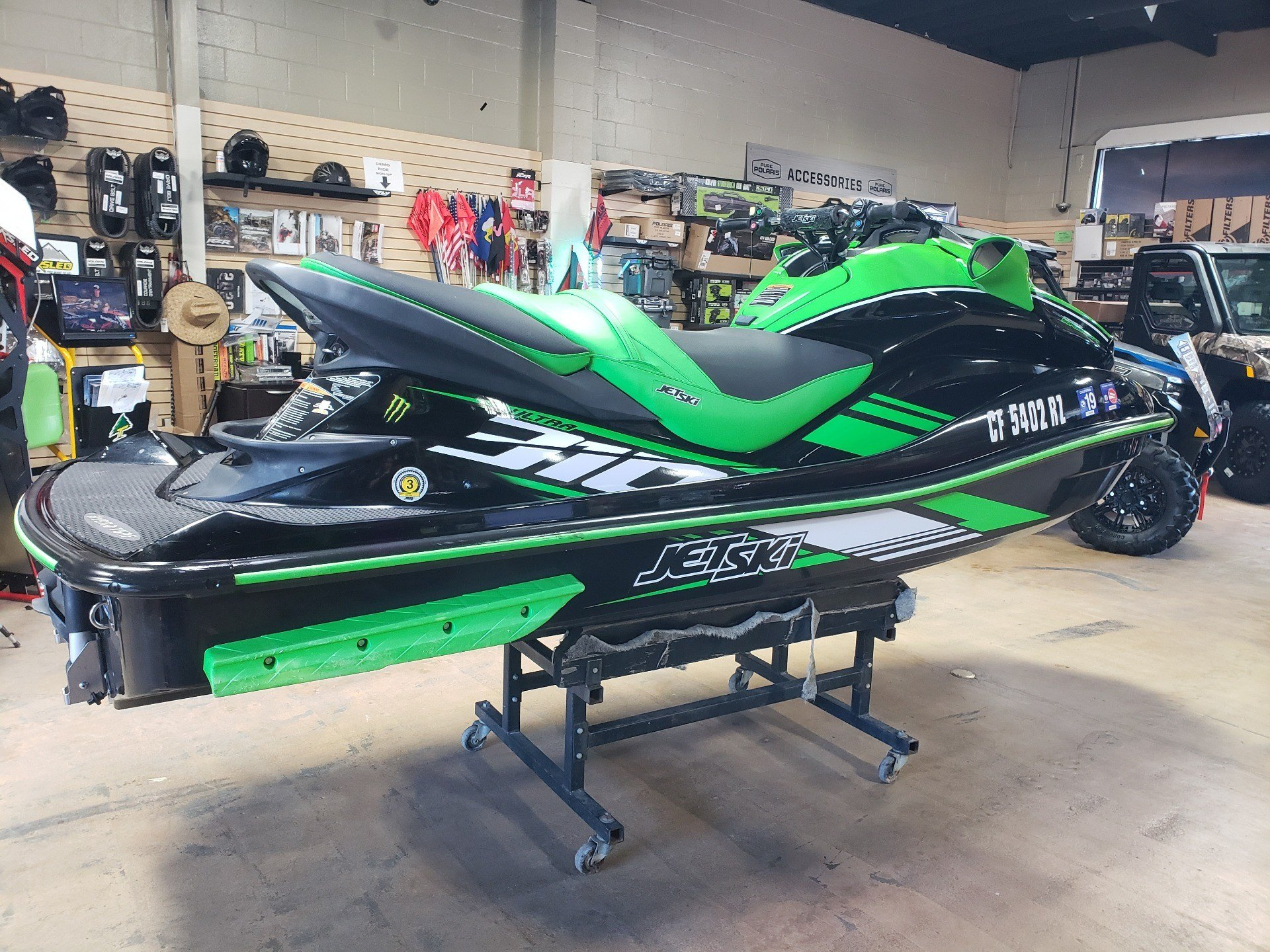 2017 Kawasaki Jet Ski Ultra 310R in Auburn, California - Photo 7