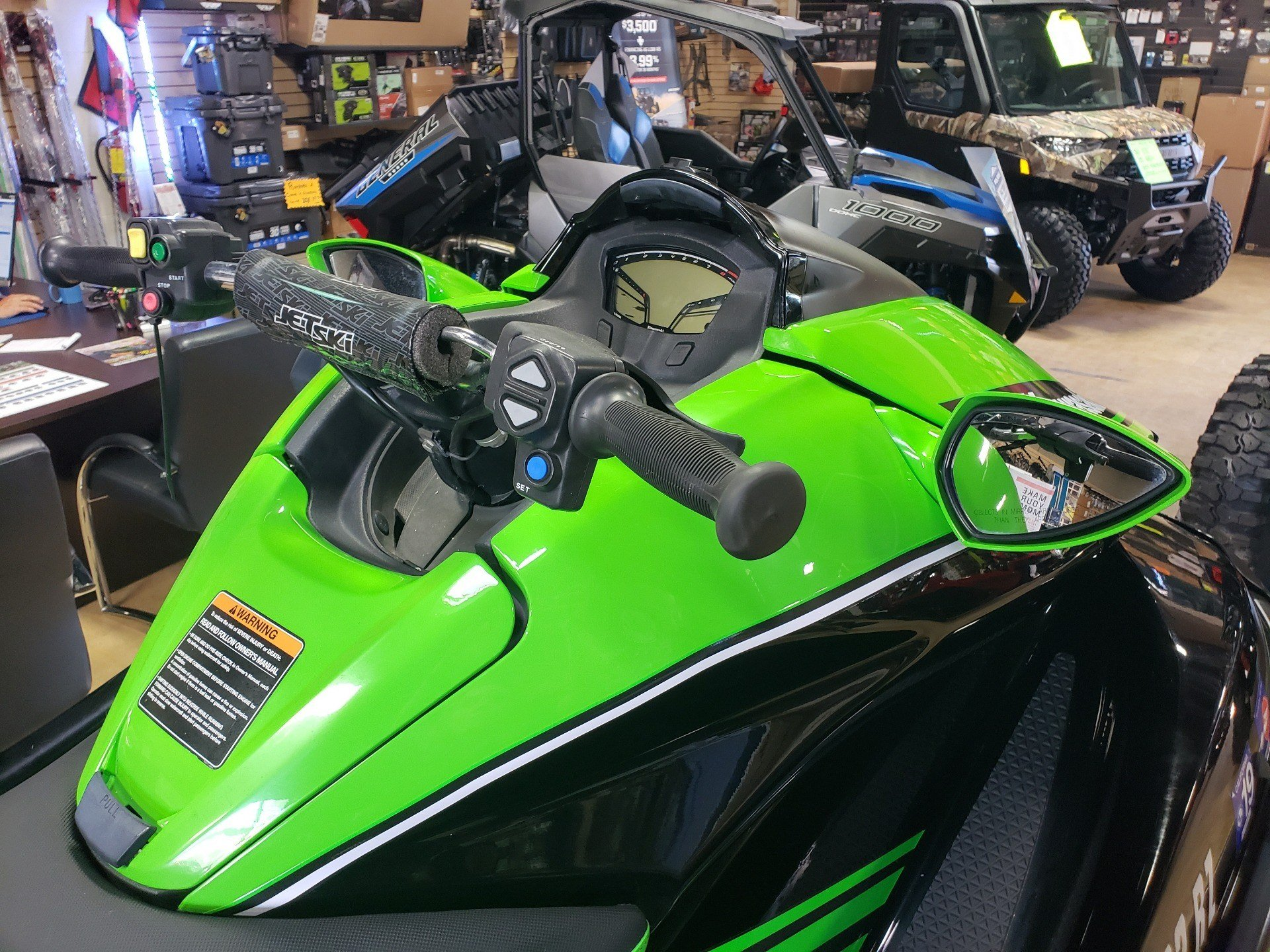 2017 Kawasaki Jet Ski Ultra 310R in Auburn, California - Photo 8