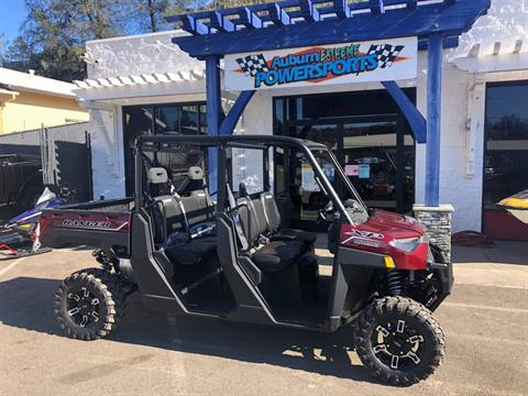 2021 Polaris Ranger Crew XP 1000 Premium in Auburn, California
