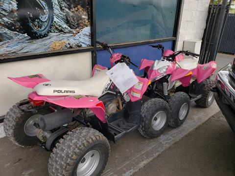2016 Polaris Outlaw 110 EFI in Auburn, California