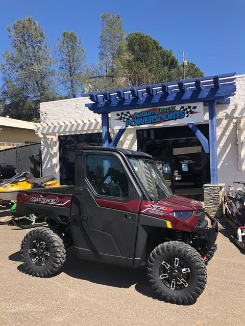 2021 Polaris Ranger XP 1000 Northstar Edition Ultimate in Auburn, California - Photo 1