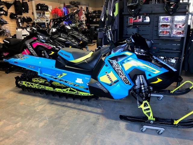 2019 Polaris 800 PRO-RMK 163 Snowcheck Select in Auburn, California - Photo 1