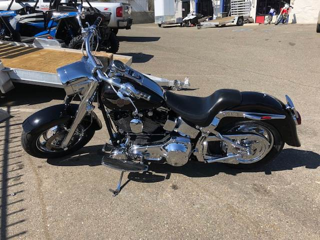 2001 Harley-Davidson FLSTF/FLSTFI Fat Boy® in Auburn, California