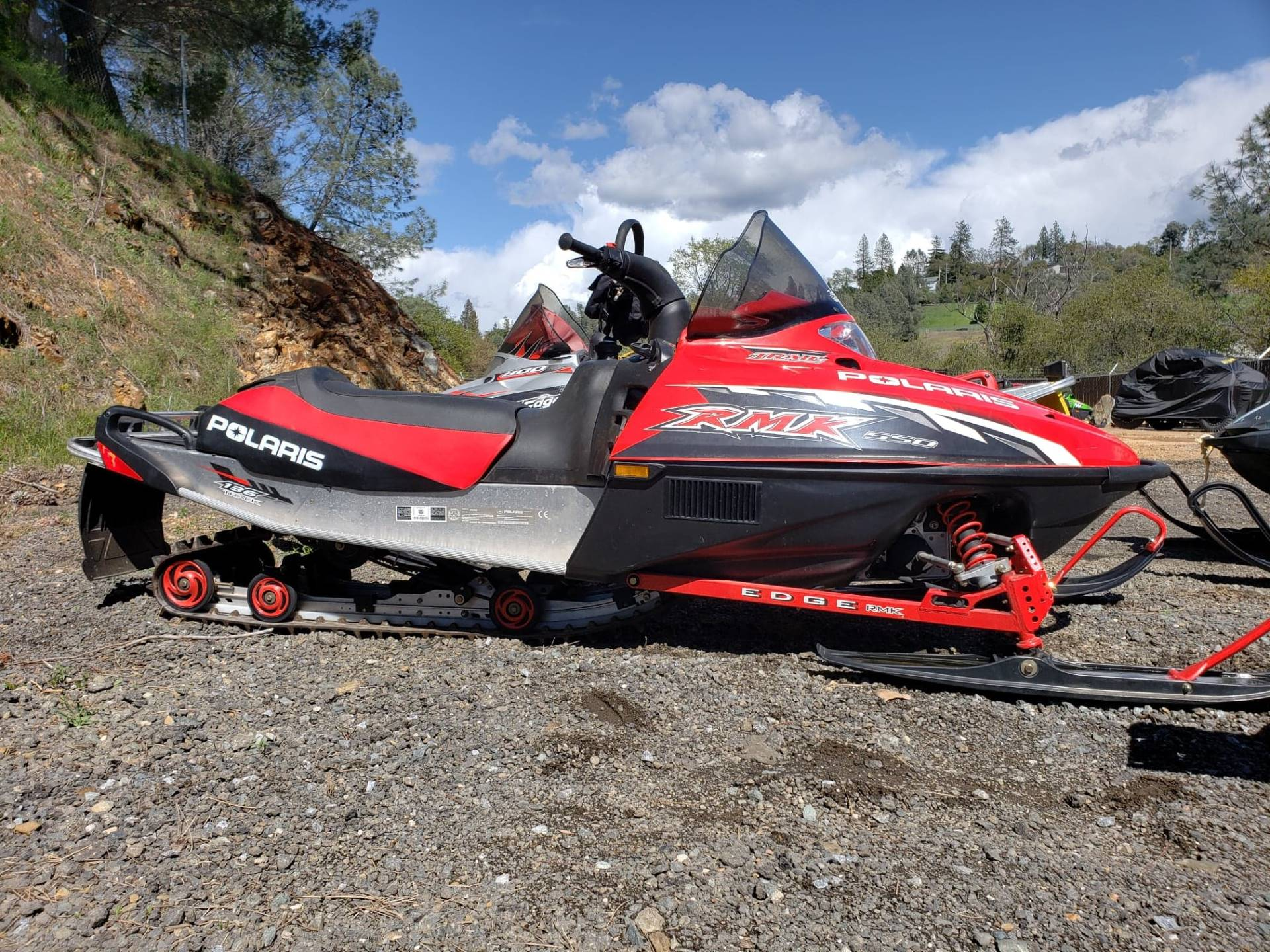 2006 Polaris Trail  RMK in Auburn, California - Photo 1