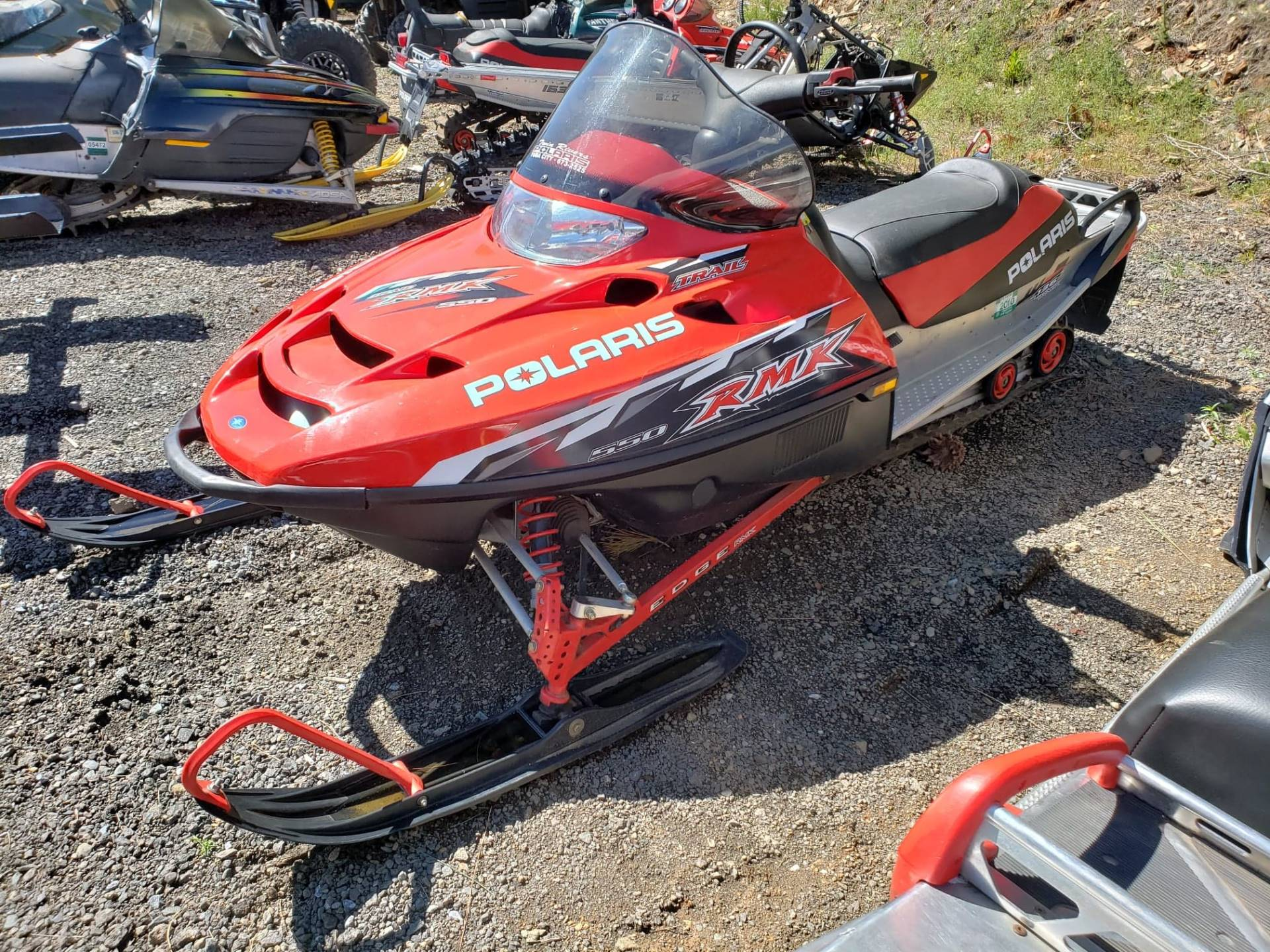 2006 Polaris Trail  RMK in Auburn, California - Photo 6