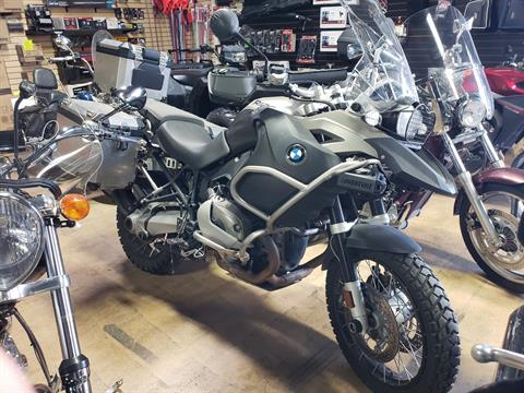 2009 BMW R 1200 GS Adventure in Auburn, California - Photo 1