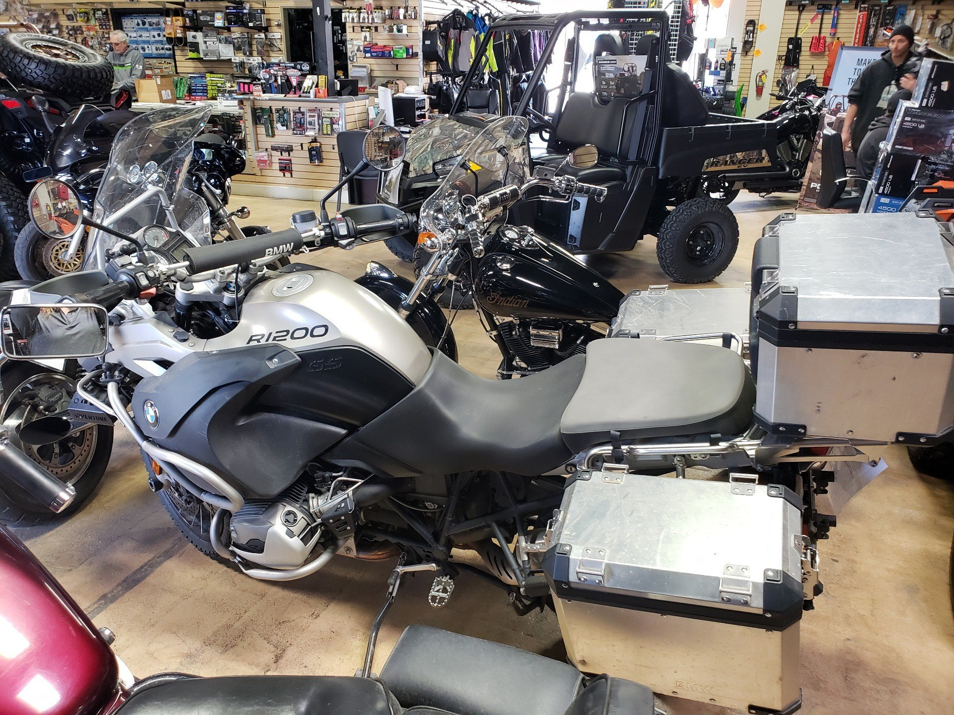 2009 BMW R 1200 GS Adventure in Auburn, California - Photo 3