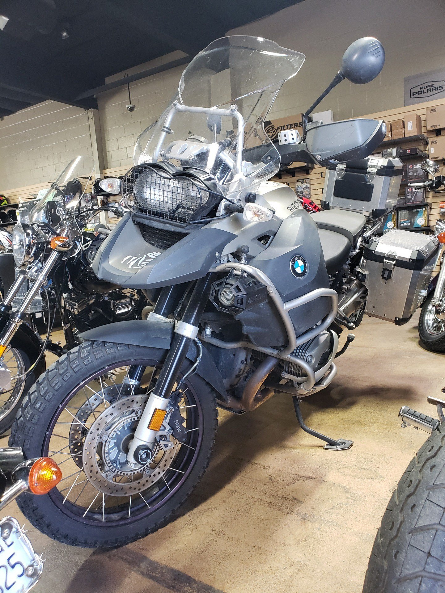 2009 BMW R 1200 GS Adventure in Auburn, California - Photo 4