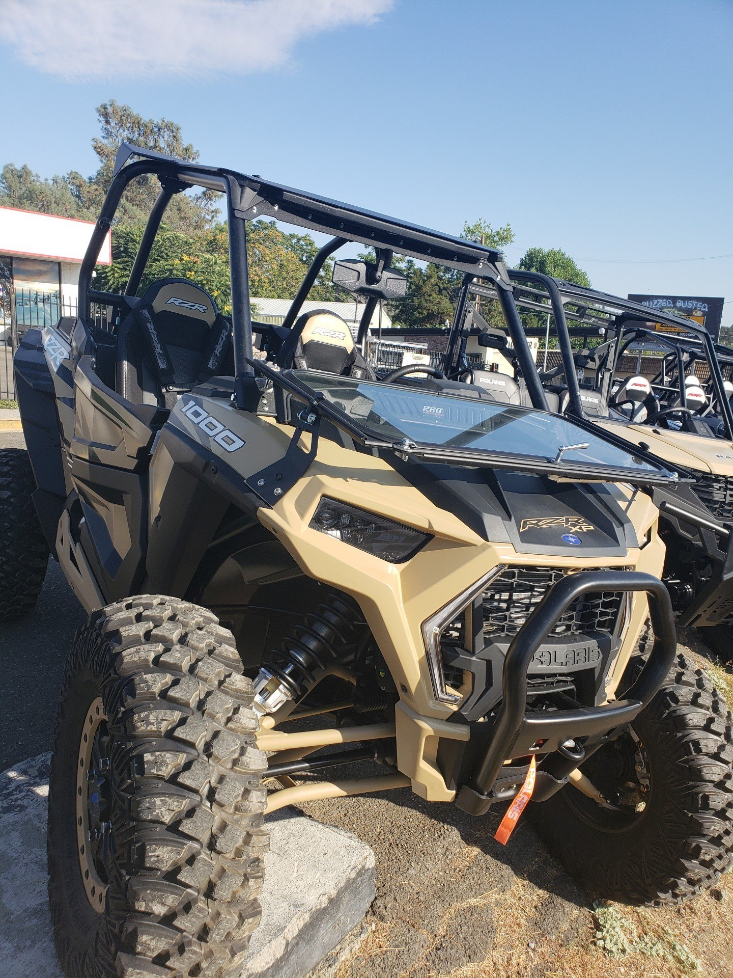 2020 Polaris RZR XP 1000 Trails & Rocks in Auburn, California - Photo 2
