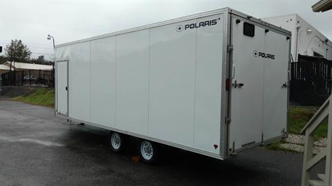 2015 Polaris Trailers PES 101X22 7FT in Auburn, California