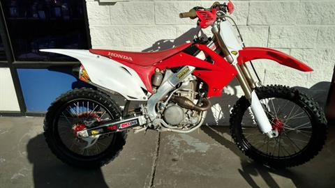 2012 Auburn Extreme Used Bikes CFR250R12 in Auburn, California