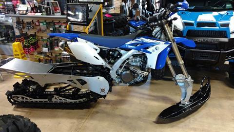 2015 Yamaha WR450F in Auburn, California