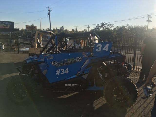 2016 Polaris RZR XP  Turbo EPS in Auburn, California