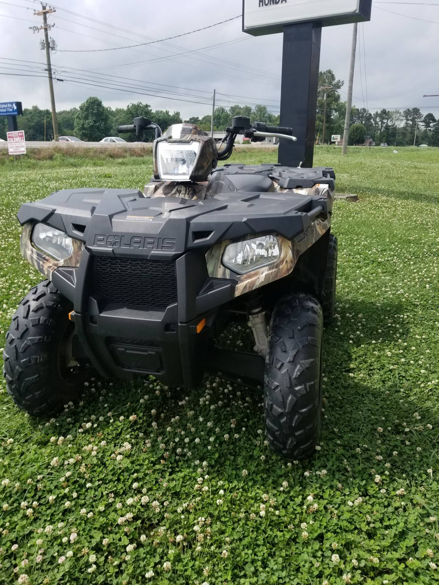 2014 Polaris Sportsman® 570 EPS in Fayetteville, Tennessee - Photo 3