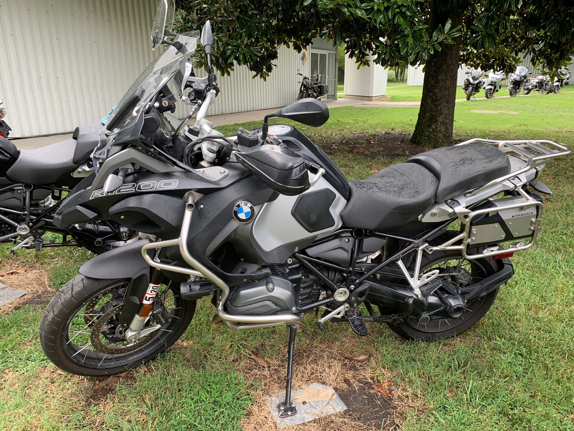 2015 BMW R 1200 GS Adventure in Chesapeake, Virginia - Photo 2