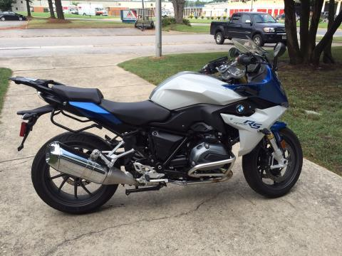2016 BMW R 1200 RS in Chesapeake, Virginia