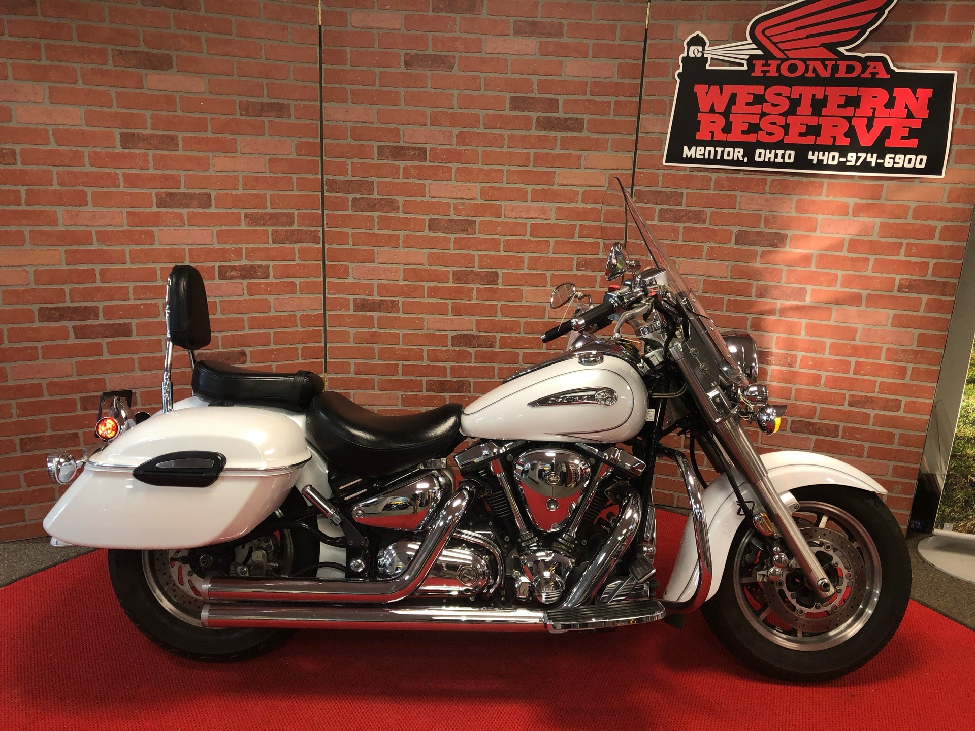 2008 Yamaha Road Star in Mentor, Ohio - Photo 1