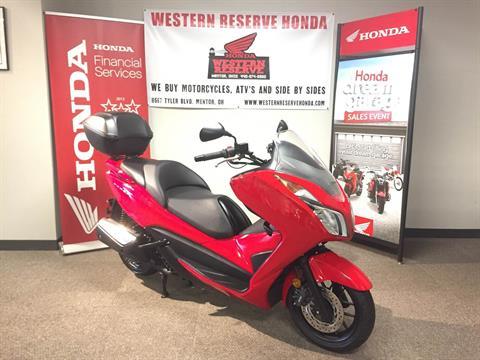 2014 Honda Forza™ in Mentor, Ohio