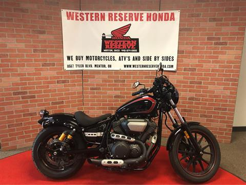 2015 Yamaha Bolt R-Spec in Mentor, Ohio