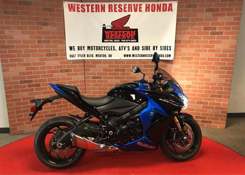 2018 Suzuki GSX-S1000F ABS in Mentor, Ohio - Photo 1