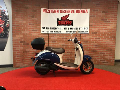 2002 Honda Metropolitan II CHF50 in Mentor, Ohio - Photo 1
