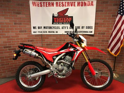 2017 Honda CRF250L in Mentor, Ohio - Photo 1