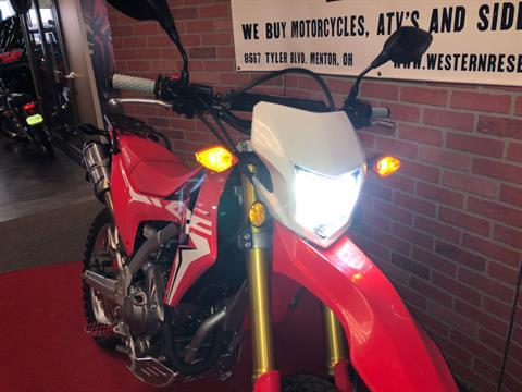 2017 Honda CRF250L in Mentor, Ohio - Photo 4