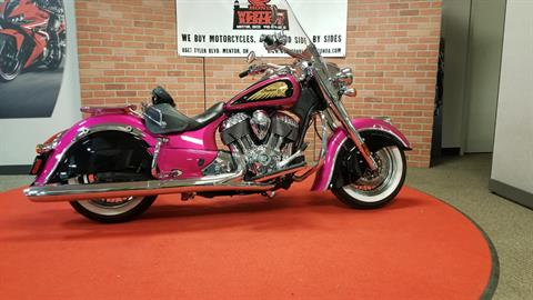 2014 Indian Chief® Classic in Mentor, Ohio