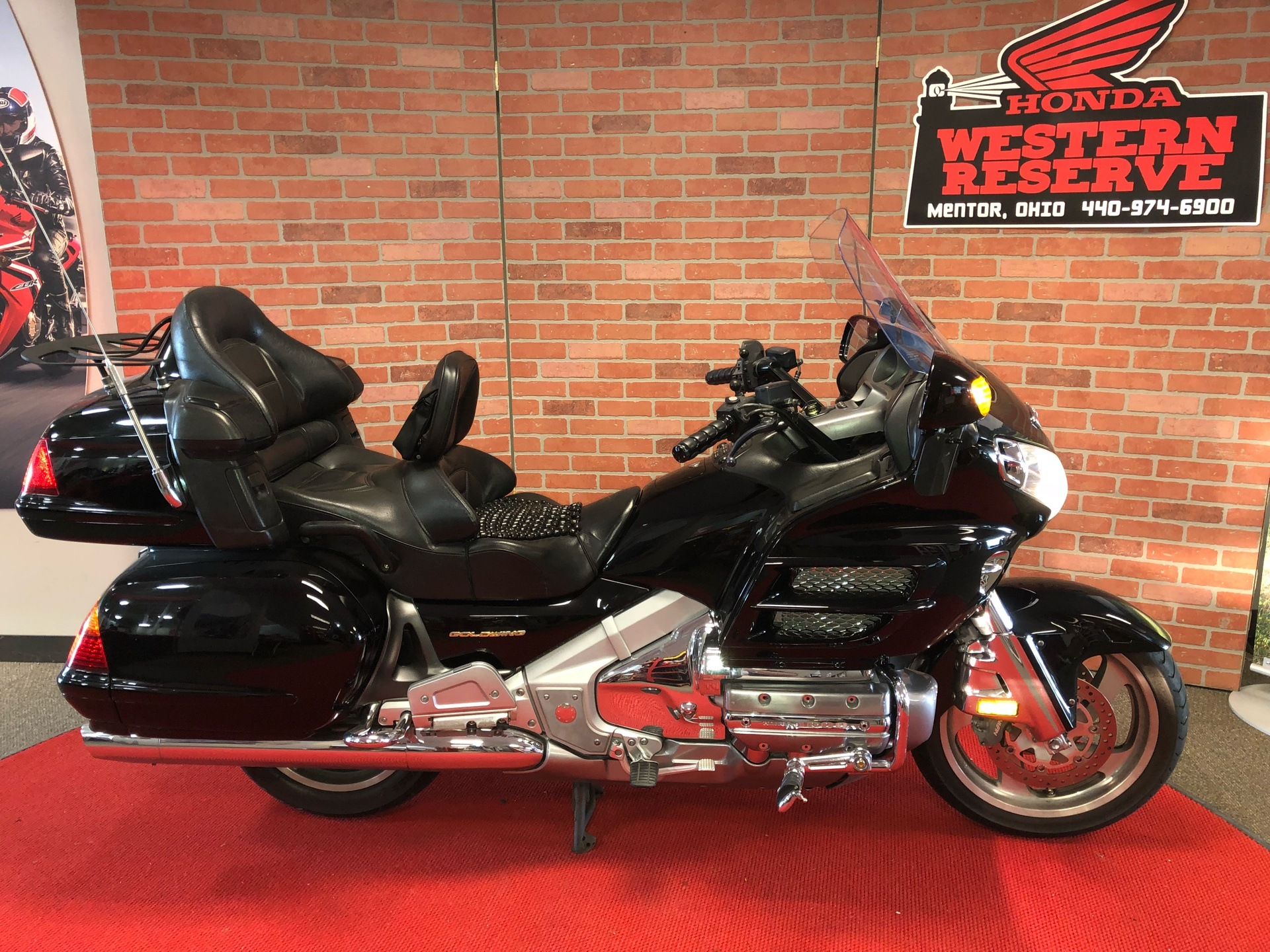 2002 Honda Gold Wing in Mentor, Ohio - Photo 1